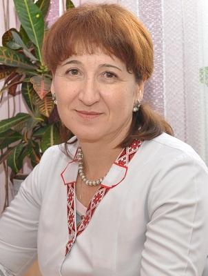 Шевчук Неля Іванівна