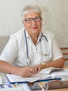 Сорока Світлана Трохимівна
