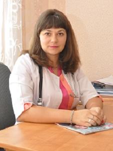 Влага Ольга Сергіївна