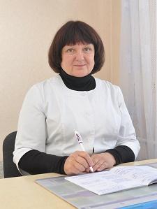 Гордійчук Леся Дмитрівна